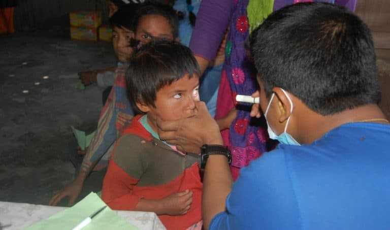 Chance for Nepal - Eye Clinic Charity Nepal