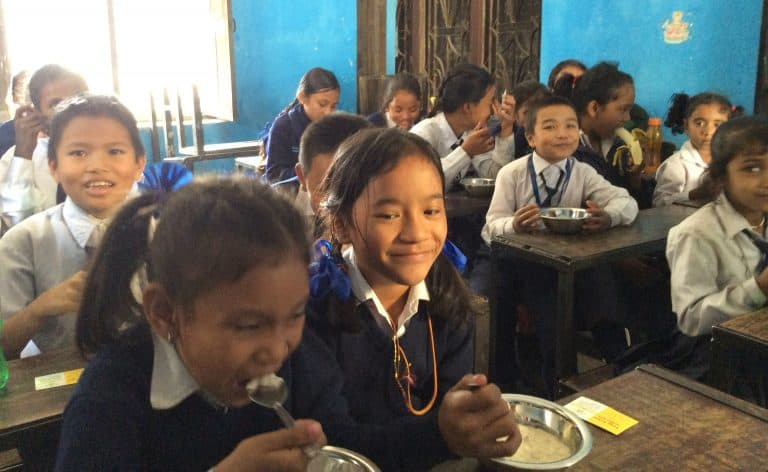 Chace for Nepal - Teachers and Training in Nepal