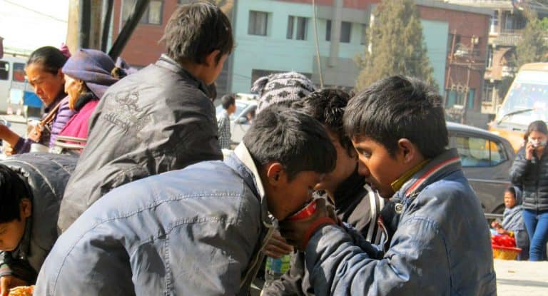 Chance for Nepal - Street Children Appeal Nepal