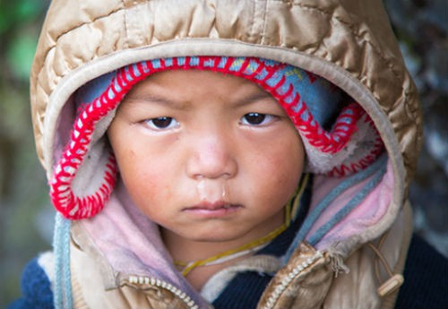Child-of-Nepal - Health