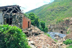Earthquake Rocks Nepal - Chance for Nepal Charity