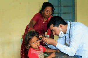 MEDICAL CAMP_MOUNTAIN HEART NEPAL - Chance for Nepal