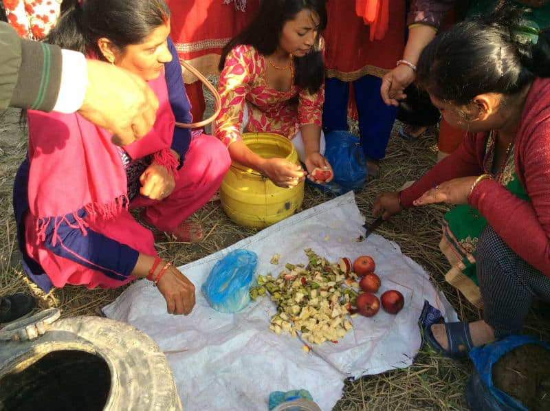 Chance for Nepal - WOMENs COOPERATIVE SOCIETY WCS - Skills 2