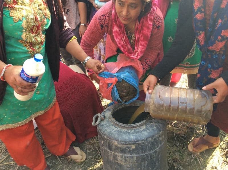 Chance for Nepal - WOMENs COOPERATIVE SOCIETY WCS - Skills 3