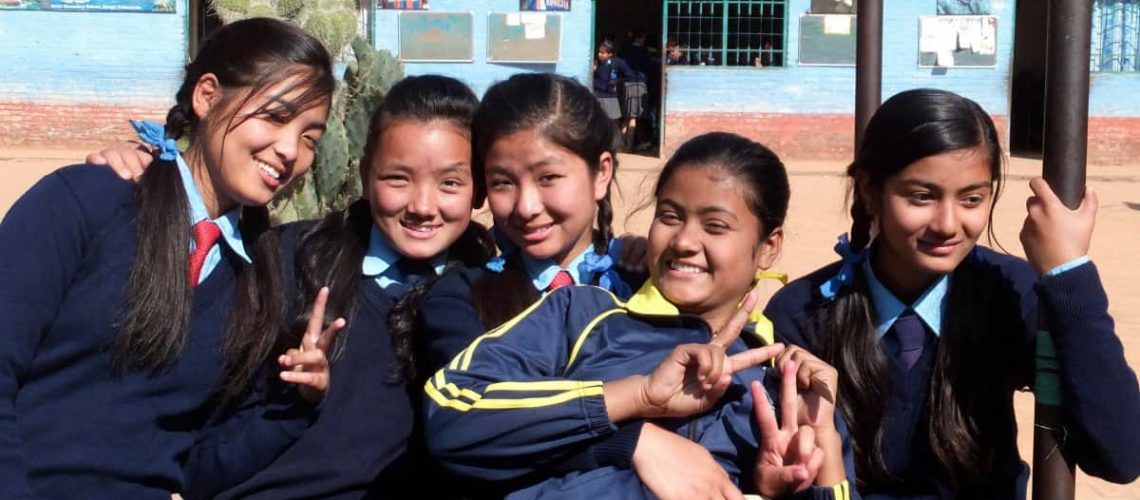 Chance for Nepal - Education Charity in Nepal - Chance for a Future