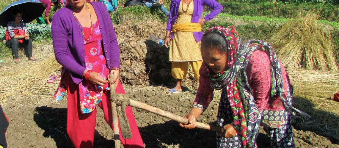 Chance for Nepal - Empowering Women in Nepal with Skills Training