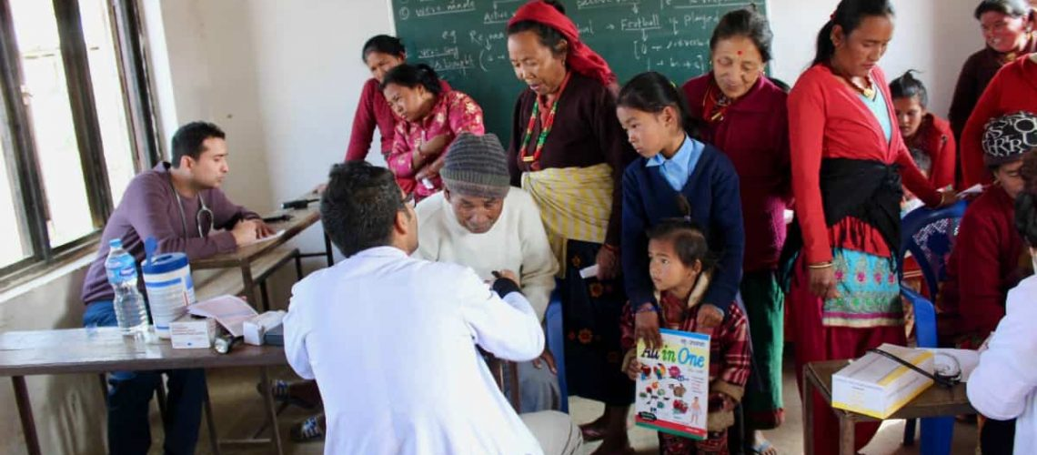 Chance for Nepal - MHN Appeal Nepal