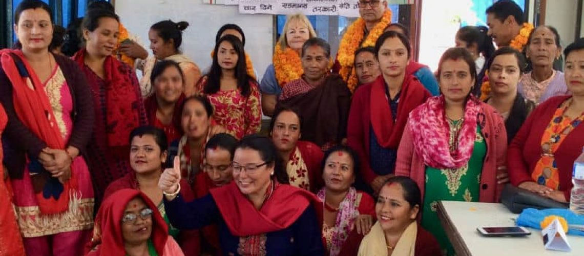 Chance for Nepal - WOMENs COOPERATIVE SOCIETY WCS - Skills Lead